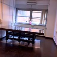 """Rilocazione di un tavolo ottico in granito presso l'università """"La Sapienza"""" di Roma dipartimento di Fisica"""