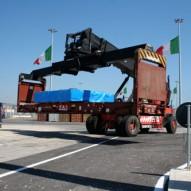Trasbordo Terminal di Civitavecchia Porto di Roma